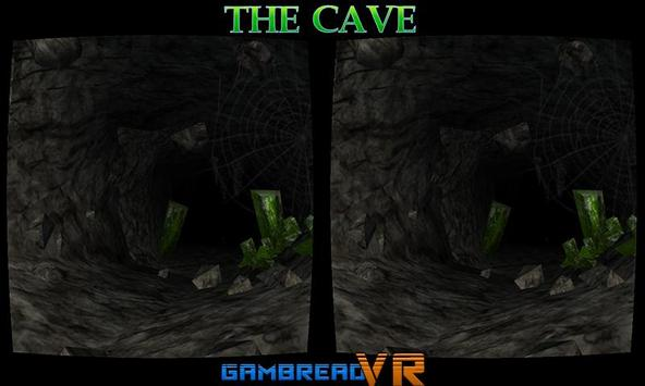 VR Hunted Cave poster
