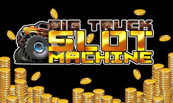 Monster Truck Slots Machine poster
