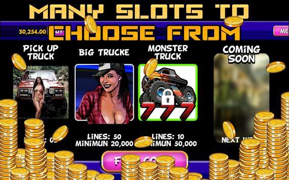 Monster Truck Slots Machine screenshot 11