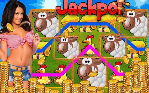 Farm Jackpot - Slots screenshot 14