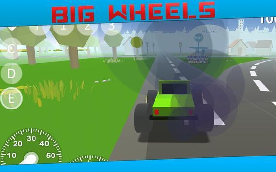 Cool Cars City Racing screenshot 14
