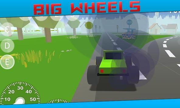 Cool Cars City Racing screenshot 1