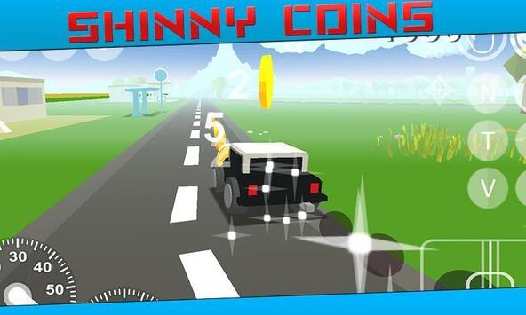 Cool Cars City Racing screenshot 5