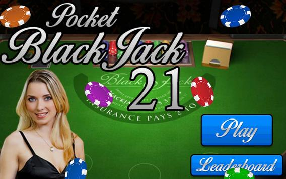 Pocket Blackjack 21 Vegas GO screenshot 10