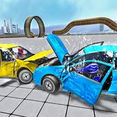 Crash Car Drive 2018 icon
