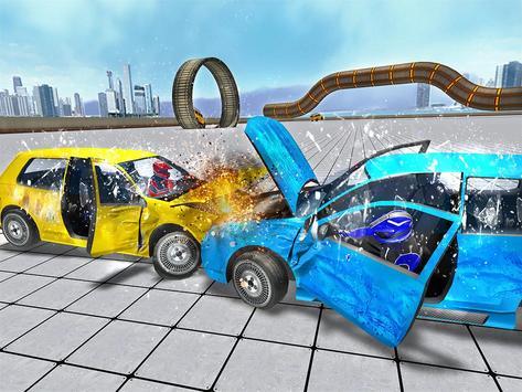 Crash Car Drive 2018 screenshot 14