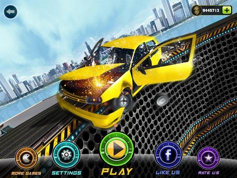 Crash Car Drive 2018 screenshot 10