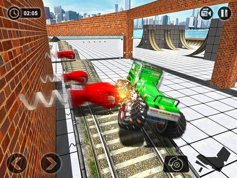 Crash Car Drive 2018 screenshot 12
