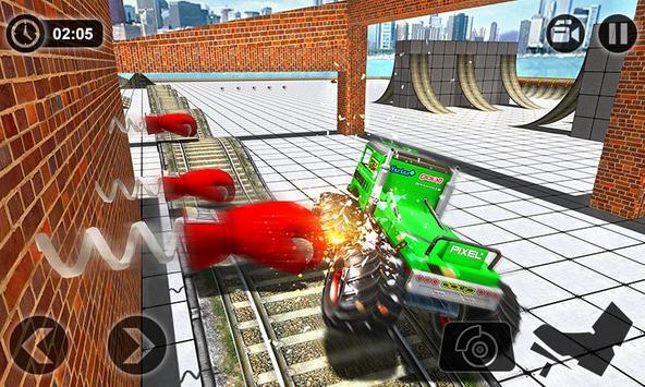 Crash Car Drive 2018 screenshot 2