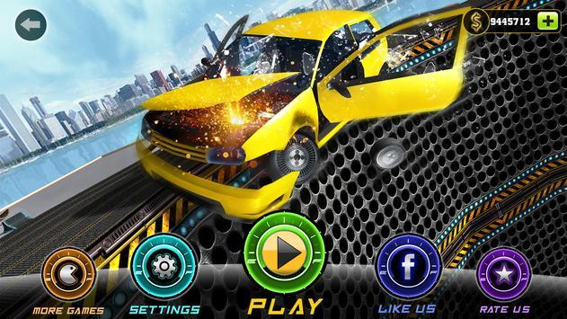 Crash Car Drive 2018 screenshot 5