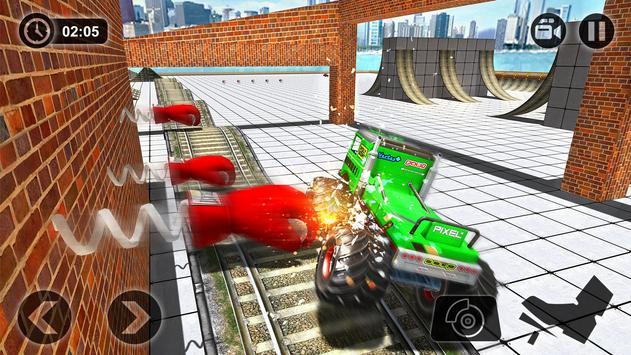 Crash Car Drive 2018 screenshot 7