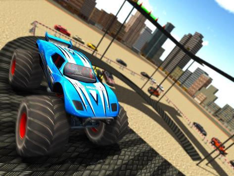 Monster Truck Freestyle Parker apk screenshot