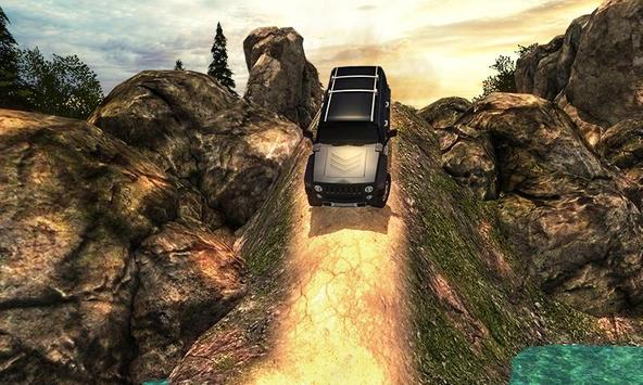Land Cruiser Luxury Drive 2017 apk screenshot