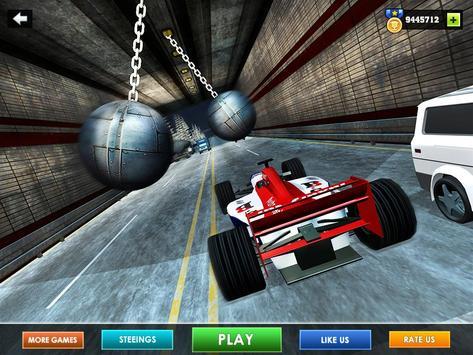 Speed Bump Car Crash Simulator: Beam Damage Drive for Android - APK ...