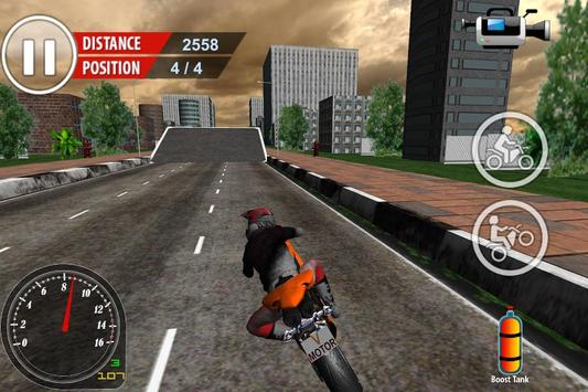 Bike Moto Racer screenshot 2