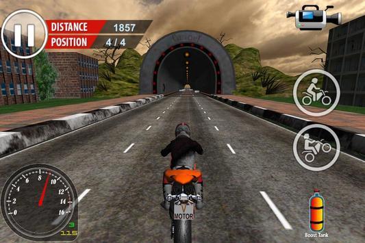 Bike Moto Racer screenshot 3