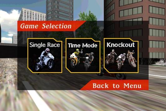 Bike Moto Racer screenshot 4