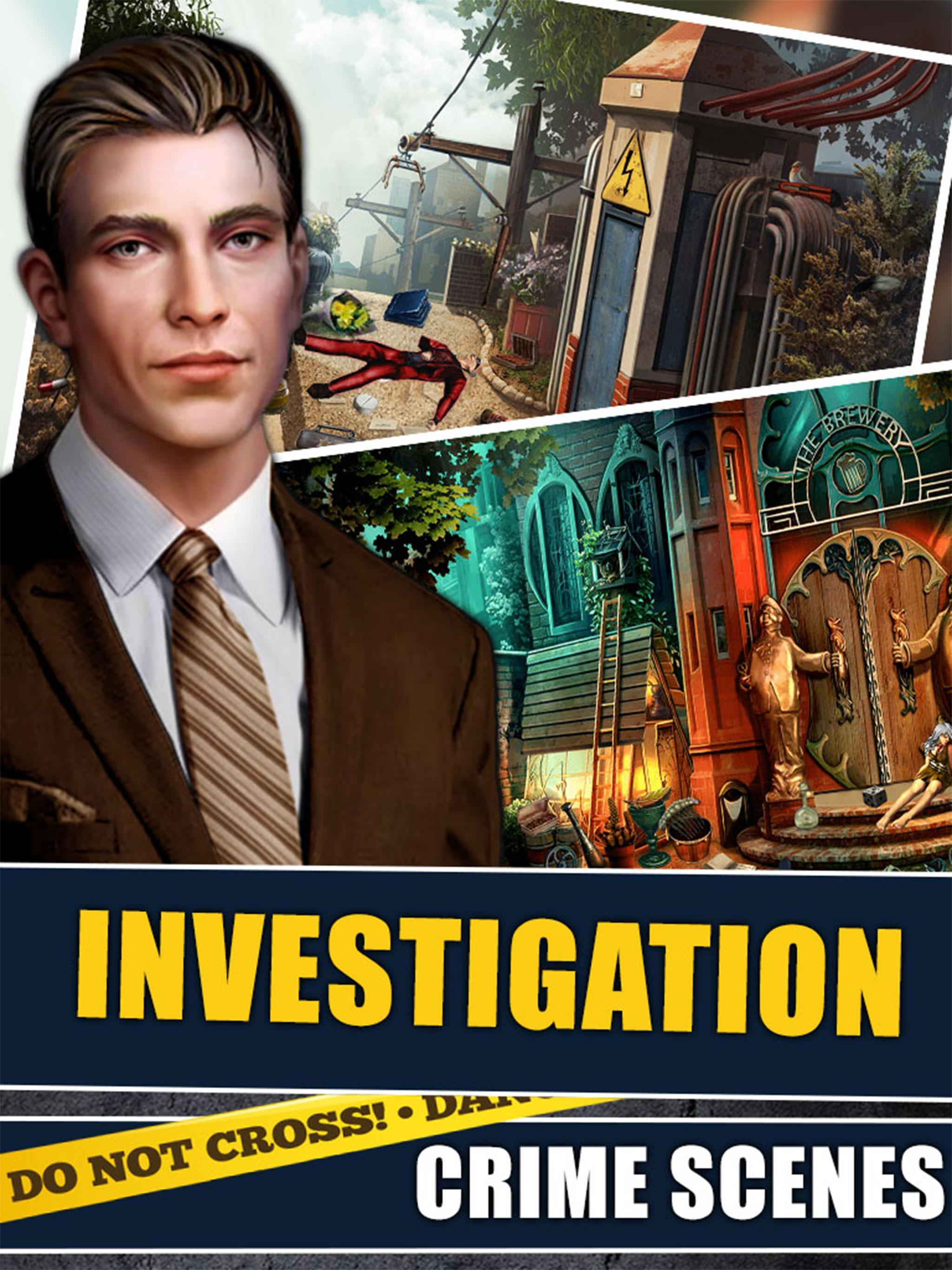 CIA Agent: Crime Investigation for Android - APK Download