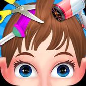 Funky Kids Hair Style - Salon icon