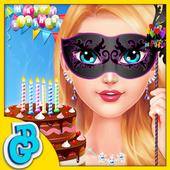 Birthday Girl Costume Party icon