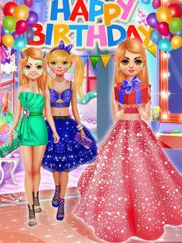 Birthday Girl Costume Party screenshot 2