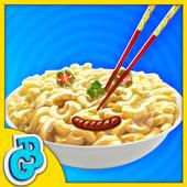 Pasta Maker Cooking Restaurant icon