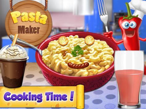 Pasta Maker Cooking Restaurant screenshot 8