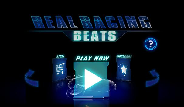 Real Racing with Beats poster