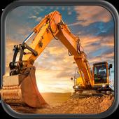 Excavator Simulator City Build icon