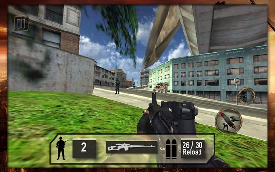 Commando Missions City Strike apk screenshot