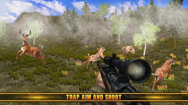 Hunting Jungle Wild Animal screenshot 11