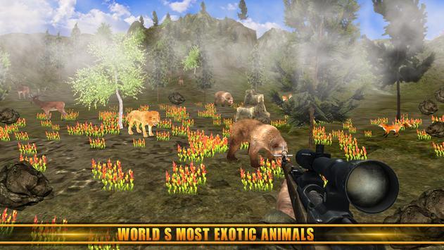 Hunting Jungle Wild Animal screenshot 17