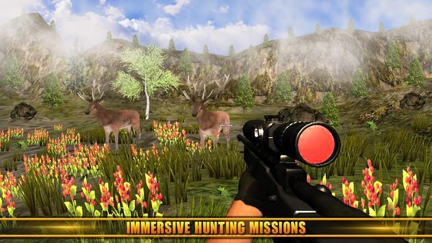 Hunting Jungle Wild Animal screenshot 16