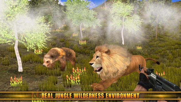 Hunting Jungle Wild Animal screenshot 21