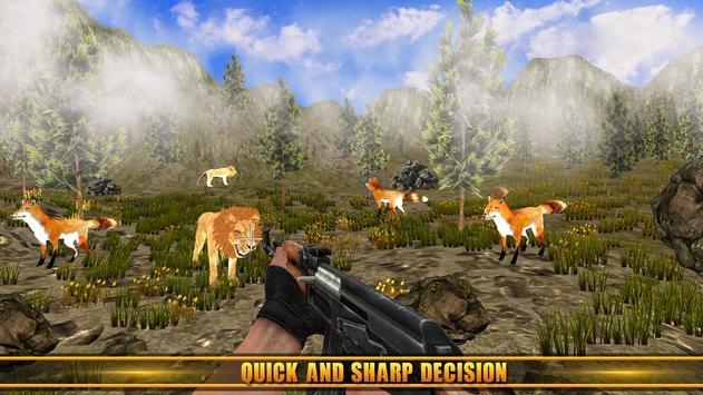 Hunting Jungle Wild Animal screenshot 2