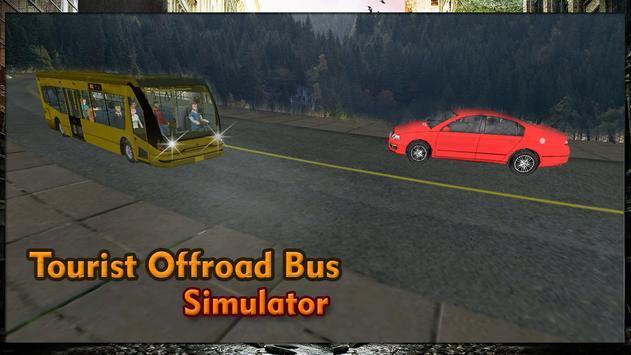 Tourist Offroad Bus Simulator apk screenshot