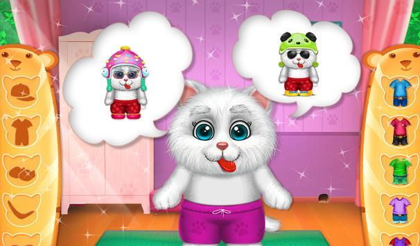 My Baby Cat Day Care screenshot 2