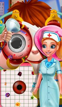 Operating Room : Kids Surgery captura de pantalla 1