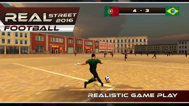 Street Football World Cup 2016 apk screenshot