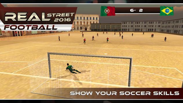 Street Football World Cup 2016 screenshot 4