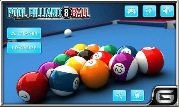 Real Billiard 8 Ball: Snooker poster