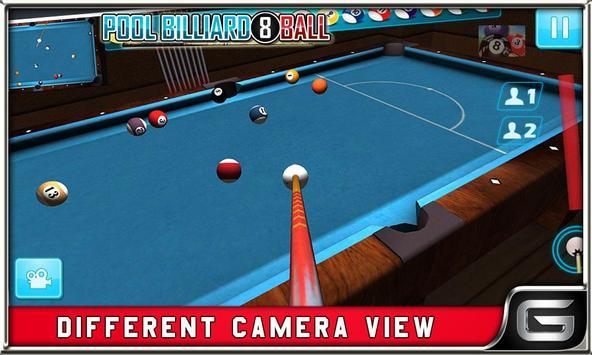 Real Billiard 8 Ball: Snooker apk screenshot