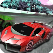 City Traffic Race Game 3D Free icon