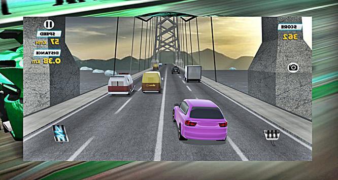 City Traffic Race Game 3D Free apk screenshot