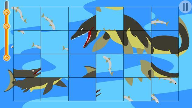 Dino puzzle screenshot 14
