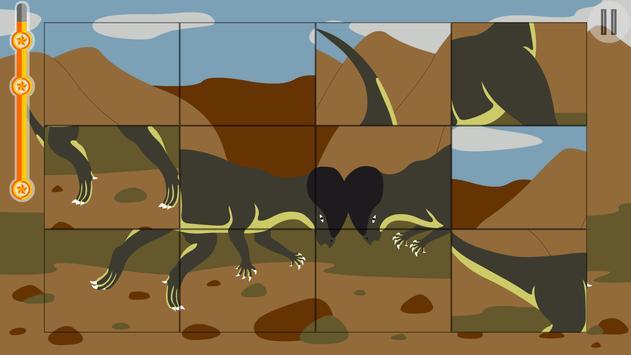 Dino puzzle screenshot 21