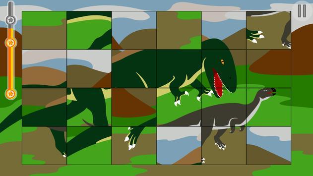 Dino puzzle screenshot 7
