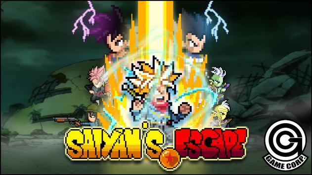 Saiyan's Escape captura de pantalla 4