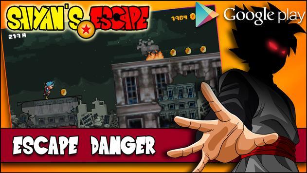 Saiyan's Escape captura de pantalla 5