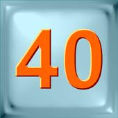 40 Free icon